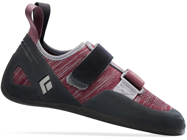 Black Diamond Momentum Chaussons d'escalade Femme, merlot